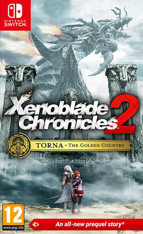 Xenoblade Chronicles 2: Torna - The Golden Country (Switch)