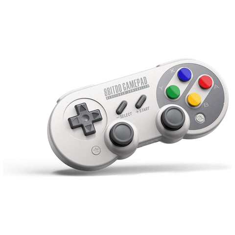 8Bitdo SF30 Pro Bluetooth Controller for Switch, PC, MAC and Android - GameShop Asia