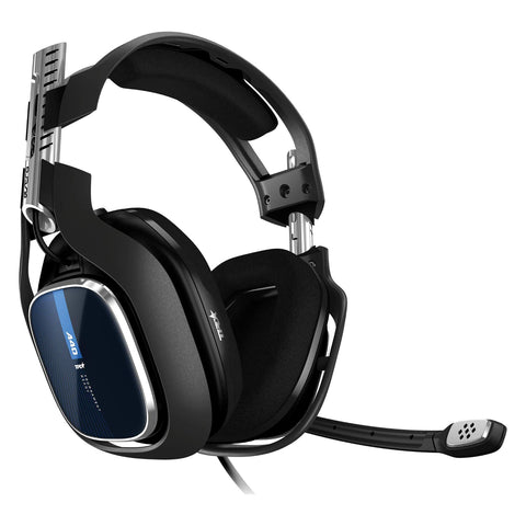 Astro A40 TR Wired Headset with Astro Audio V2 for PS4, PC and Mac
