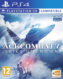 Ace Combat 7 Skies Unknown (PS4) - GameShop Asia