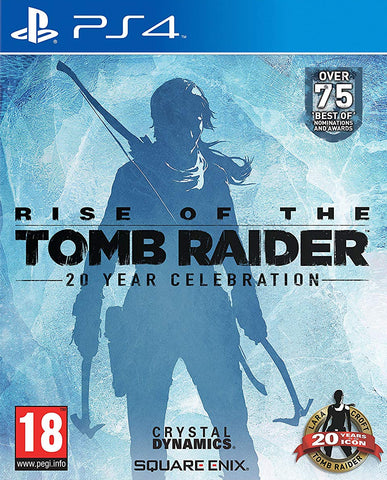 Rise of Tomb Raider (PS4)
