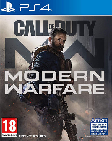Call of Duty: Modern Warfare (PS4) - GameShop Asia