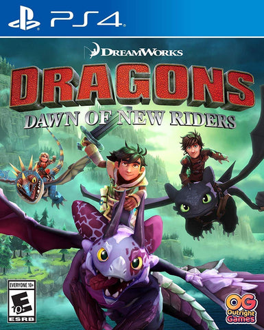 Dragons: Dawn of New Riders  (PS4) - GameShop Asia