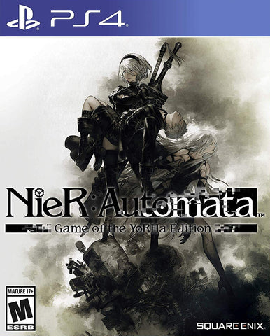 Nier: Automata Game of the Yorha Edition (PS4) - GameShop Asia