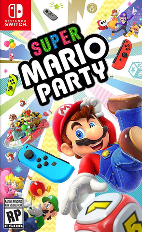 Super Mario Party (Switch) - GameShop Asia