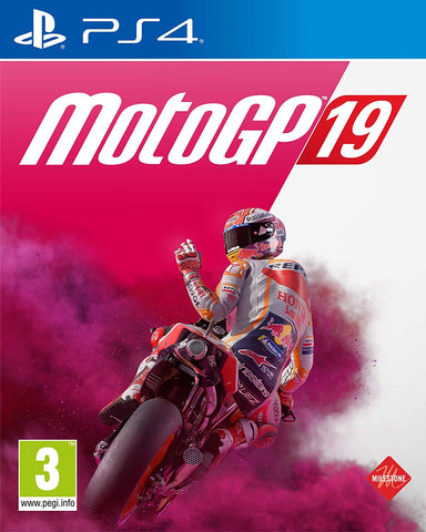MotoGP 19 (PS4) - GameShop Asia
