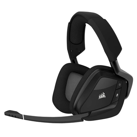 Corsair Void Pro RGB 7.1 Surround Sound Wireless Gaming Headset - GameShop Asia