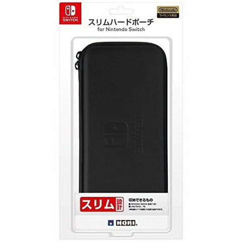 Hori Slim Hard Pouch for Nintendo Switch - GameShop Asia