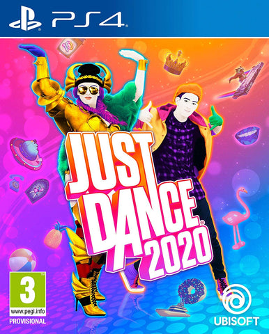 Just Dance 2020 (PS4) - GameShop Asia