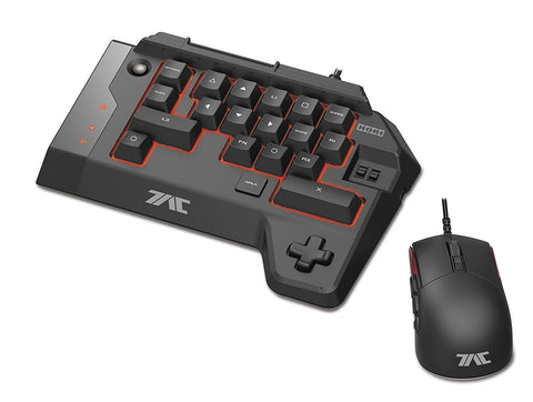 Hori Tactical Assault Commander Keypad Type K1 for PS3 and PS4 - GameShop Asia