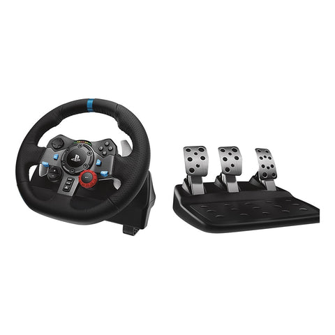 Logitech G29 Driving Force Race Wheel for PC, PS3 and PS4 - GameShop Asia