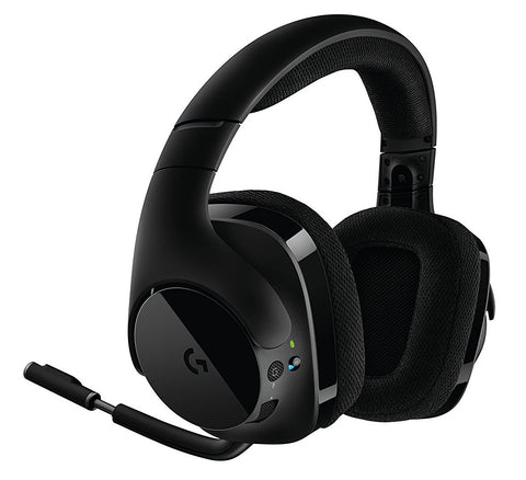 Logitech G533 Wireless DTS 7.1 Surround Sound Gaming Headset for PC