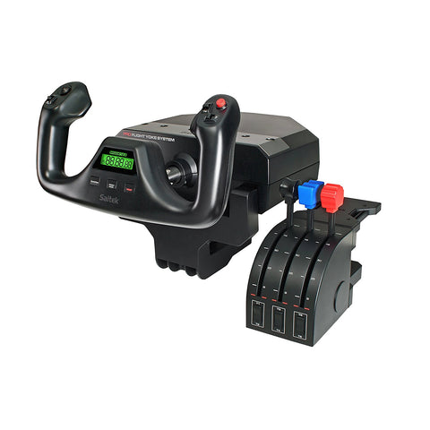 Logitech Flight Yoke System - GameShop Asia