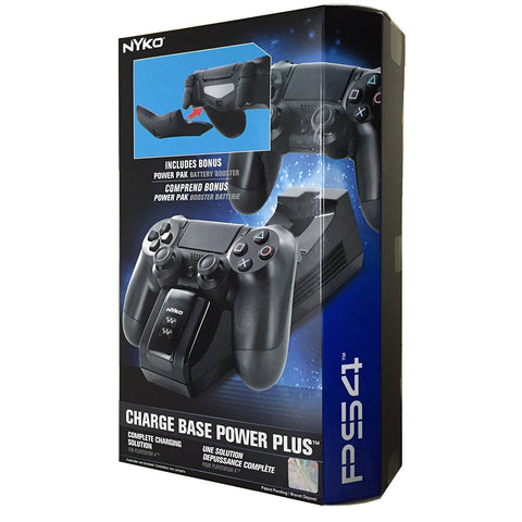 Nyko Charge Base Power Plus for PS4