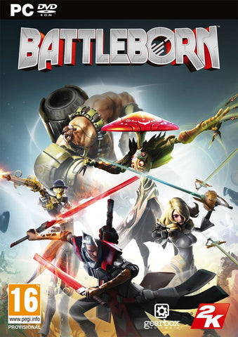 Battleborn (PC) - Digital Download - GameShop Asia