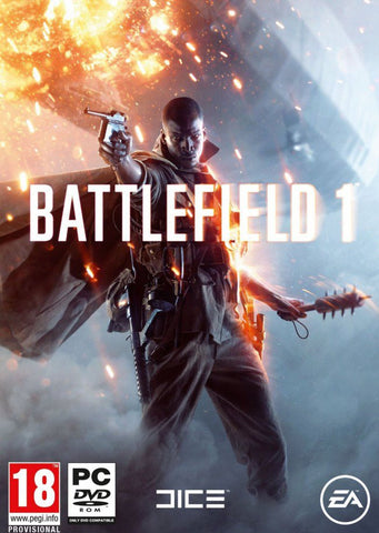 Battlefield 1 (PC) - GameShop Asia