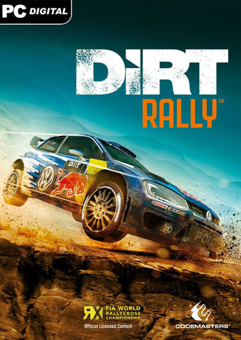 Dirt Rally (PC) - GameShop Asia