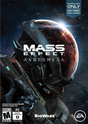 Mass Effect Andromeda (PC) - Digital Download