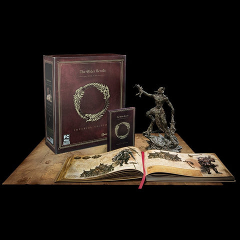The Elder Scrolls Online: Imperial Edition (PC)