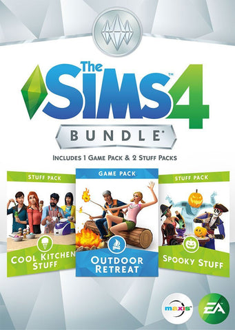 The Sims 4 Bundle Pack 3 (PC) - GameShop Asia
