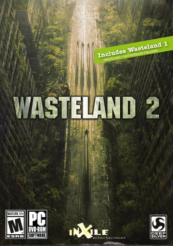 Wasteland 2 (PC) - GameShop Asia