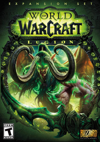 World of Warcraft: Legion (PC) - Digital Download - GameShop Asia