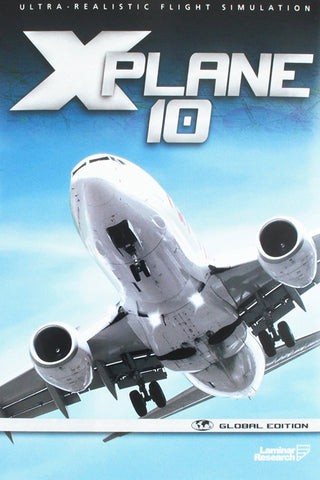 X-Plane 10 Global Edition (PC) - GameShop Asia