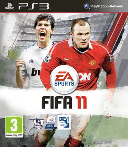 FIFA 11 (PS3) - GameShop Asia