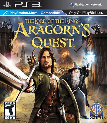 The Lord of the Rings: Aragorn's Quest (PS3) - GameShop Asia