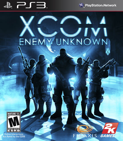 XCOM Enemy Unknown (PS3) - GameShop Asia