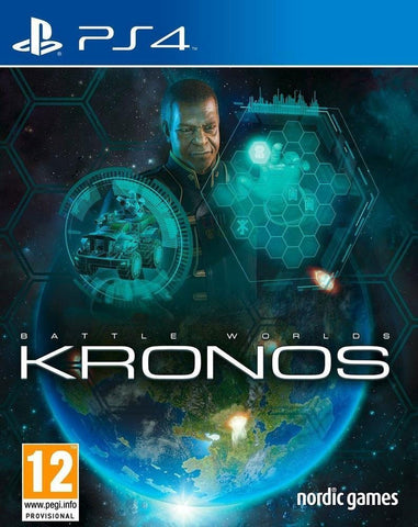 Battle Worlds: Kronos (PS4) - GameShop Asia