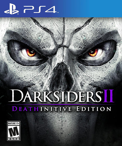 Darksiders 2: Deathinitive Edition (PS4) - GameShop Asia