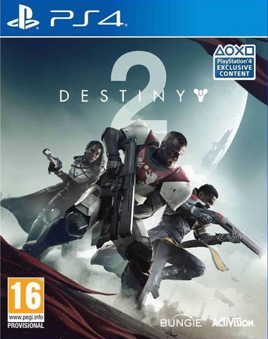 Destiny 2 (PS4) - GameShop Asia