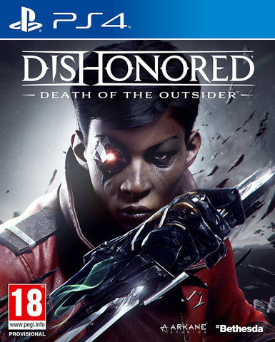 Dishonored Death of the Outsider (PS4) - GameShop Asia