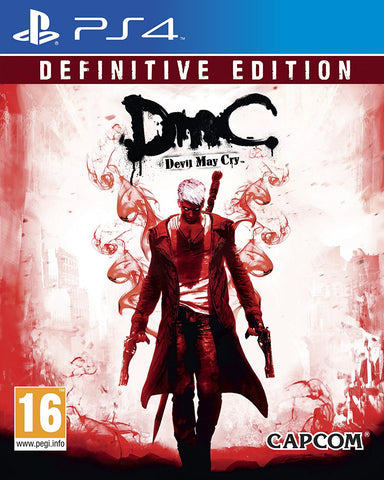 DMC Devil May Cry: Definitive Edition (PS4) - GameShop Asia