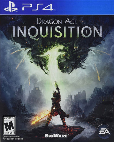 Dragon Age Inquisition (PS4) - GameShop Asia