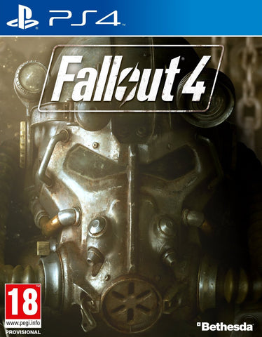 Fallout 4 (PS4) - GameShop Asia