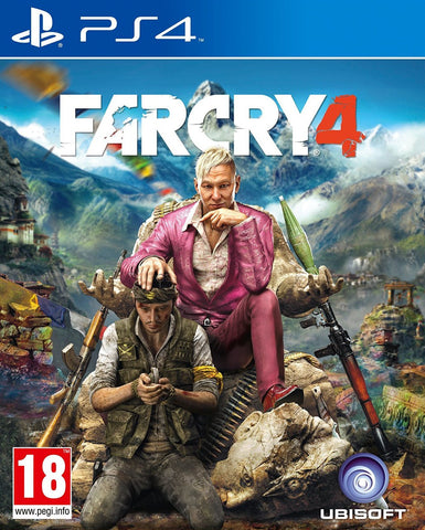 Far Cry 4 (PS4) - GameShop Asia