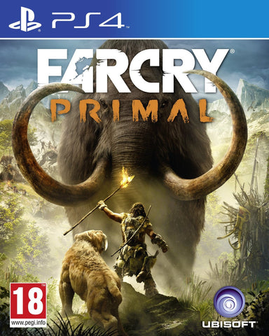 Far Cry Primal (PS4) - GameShop Asia