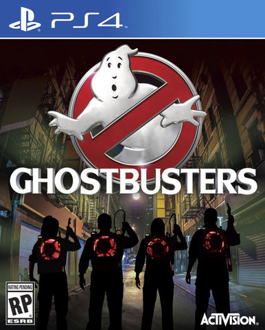 Ghostbusters (PS4) - GameShop Asia