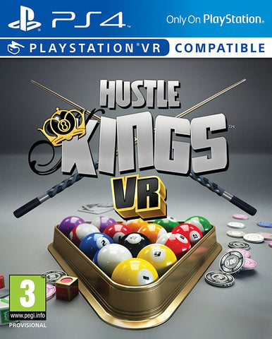 Hustle Kings VR (PS4) - GameShop Asia