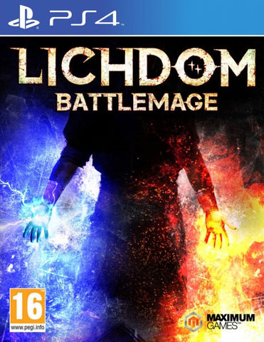 Lichdom: Battlemage (PS4)