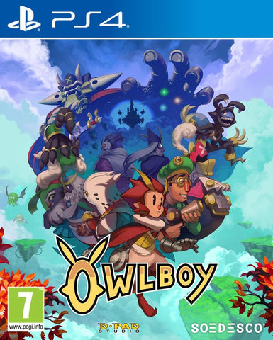 Owlboy (PS4) - GameShop Asia