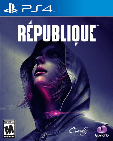 Republique (PS4) - GameShop Asia