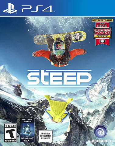 Steep (PS4) - GameShop Asia
