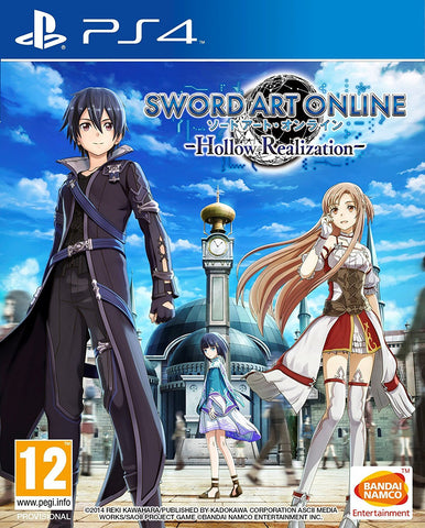 Sword Art Online: Hollow Realization (PS4) - GameShop Asia