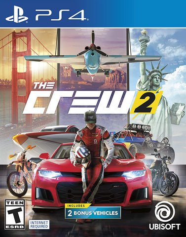 The Crew 2 (PS4) - GameShop Asia