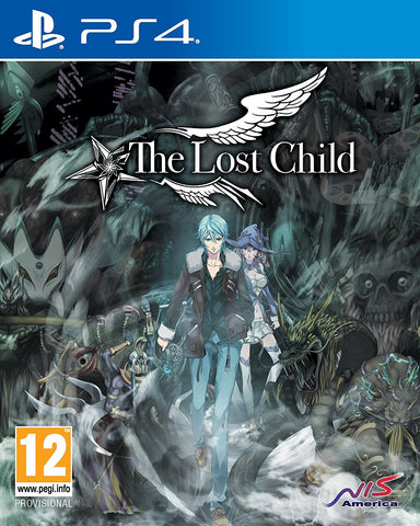The Lost Child (PS4) - GameShop Asia