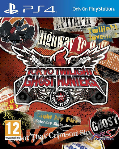 Tokyo Twilight Ghost Hunters: Daybreak Special Gigs (PS4) - GameShop Asia