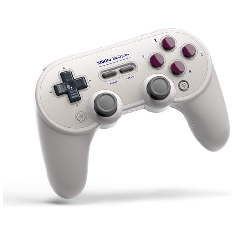 8Bitdo SN30 Pro+ Bluetooth Gamepad G Classic - GameShop Asia